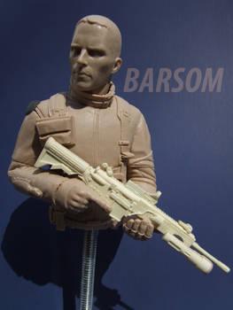Christian Bale T4 bust