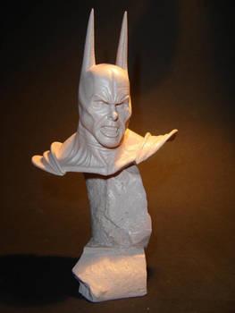 Christian Bale Dark knight mare bust 4