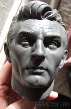 Robert Mitchum Bust.
