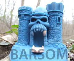 Fantasy Skull Castle .