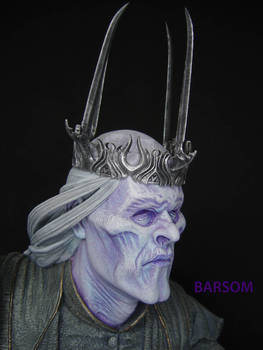 Sideshow collectibles Lord of the Rings Witch king