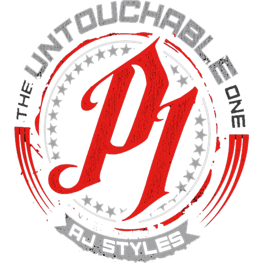 The Untouchable One (AJ Styles) Logo by GenControl