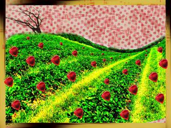 Strawberry Fields Forever no.48 by dekdav