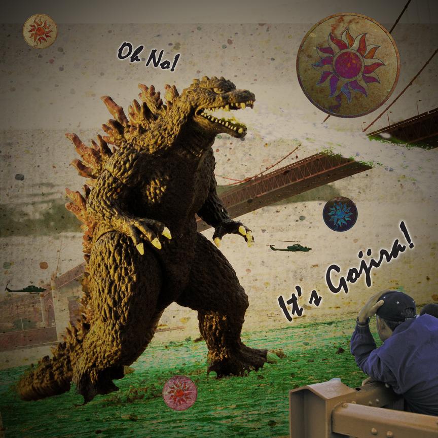 Godzilla no.193 by derekdavalos