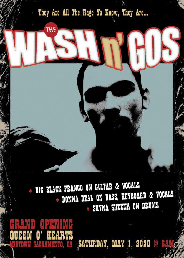Wash n' Go Rock n' Roll 403 by dekdav
