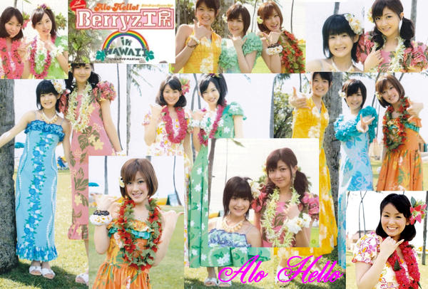 Berryz Alo Hello by MushroomChibiz