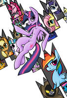 Chain of Friendships [PONYxKH] by Heedheed