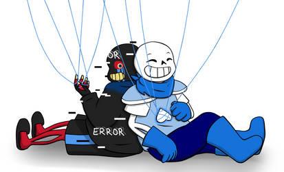 Error and Blueberry