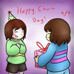 Happy Chara Day!