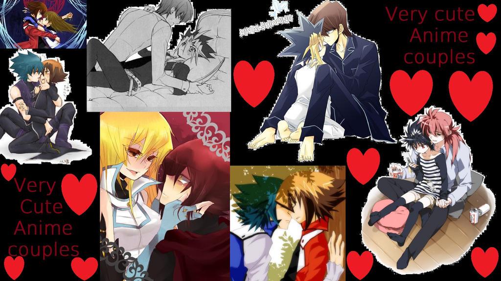 Very cute anime couples wallpaper by yukiatem12 on deviantart very cute anime couples wallpaper by yukiatem12 voltagebd Image collections
