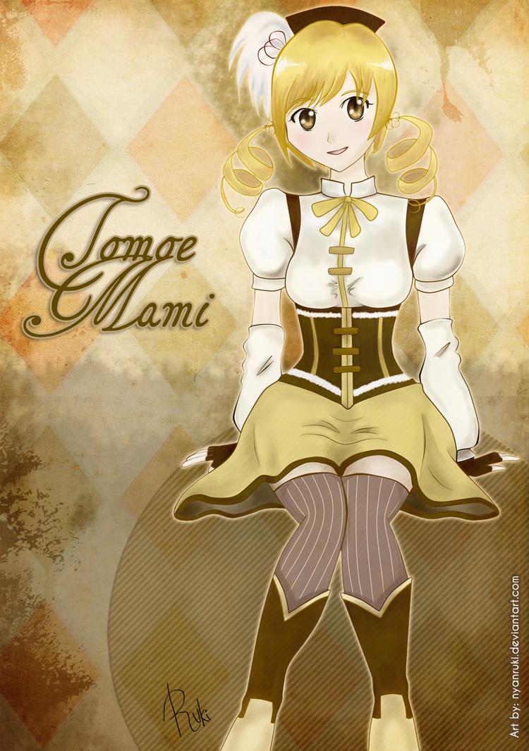 Tomoe Mami. by NyanRuki
