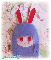 Inaba Reisen Brooch - Touhou Project