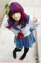 I'm the boss! - Yurippe Angel Beats! Cosplay