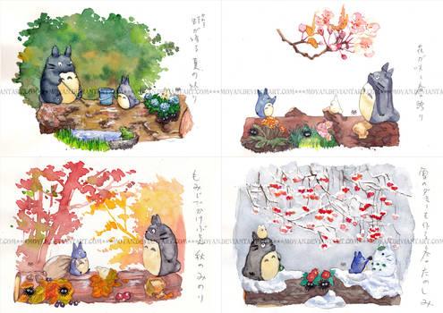 Four Seasons Totorosss