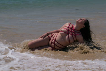 Bondage Bikini by Angel666JR