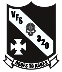 Osean Stealth Fighter Squadron 320 Patch by DEathgod65