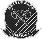 Osean Marine Fighter Attack Squadron 61 Patch