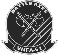 Osean Marine Fighter Attack Squadron 61 Patch by DEathgod65