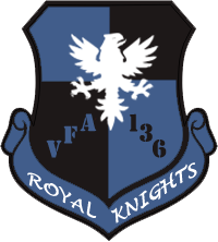 Osean Strike Fighter Squadron 136 'Royal Knights' by DEathgod65
