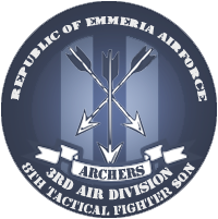 8th Tactical Fighter Squadron 'Archers' by DEathgod65