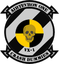 Air Test and Evaluation Squadron 1 'Crash Dummies' by DEathgod65