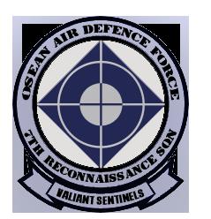 7th Reconnaissance Squadron 'Valiant Sentinels' by DEathgod65