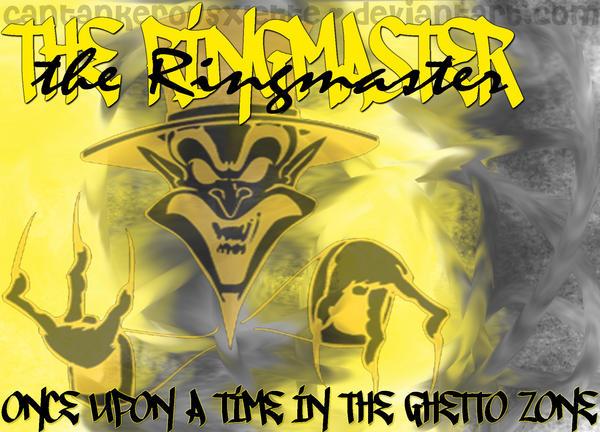 Ringmaster by cantankerousXlette