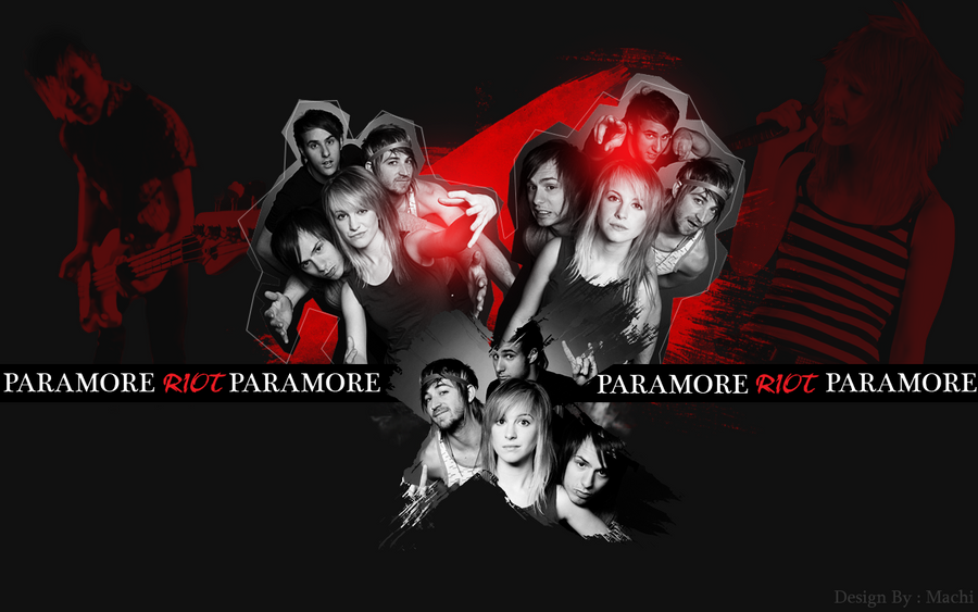 Paramore Wallpaper By Miss Machi
