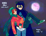 Mysterion and Kyle