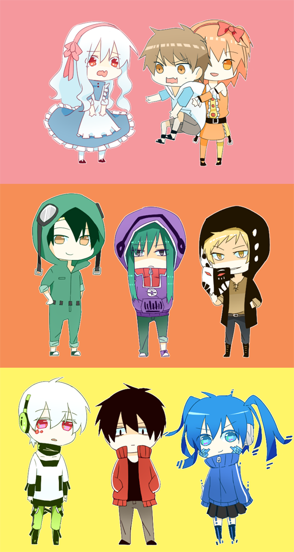 KP: chibs by azngirlLH