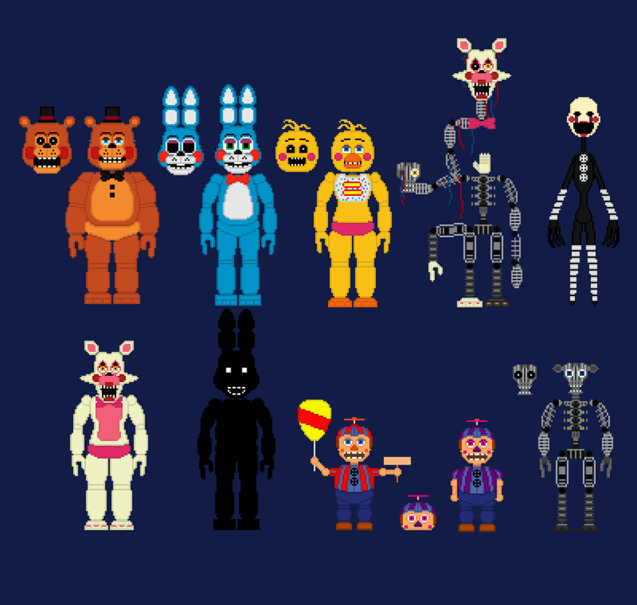 Image Result For Minecraft Freddy Coloring