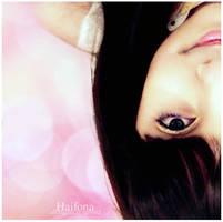 I feel pretty by Haifona