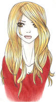 .::Rosalie Hale_Coloured::.