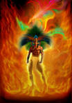 God of the Sun and Fire