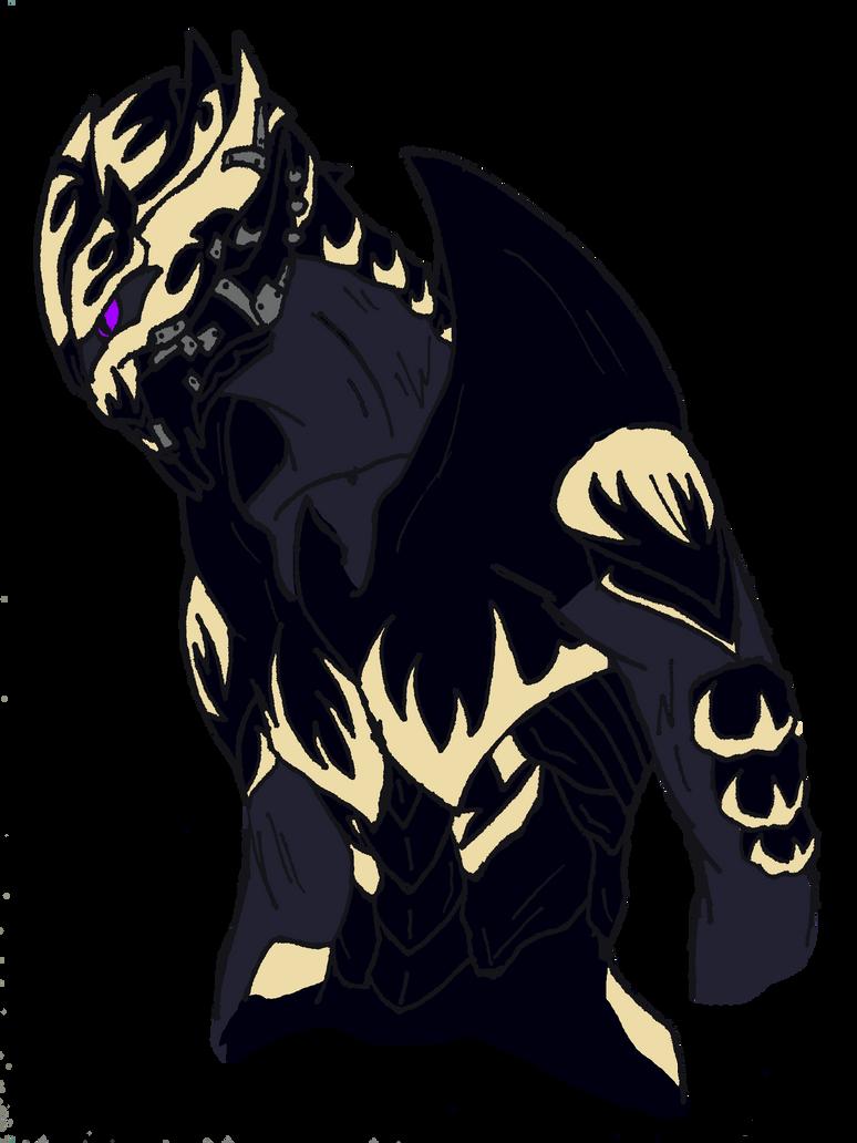 Spooky Viryn by Silent-Black-Sky45