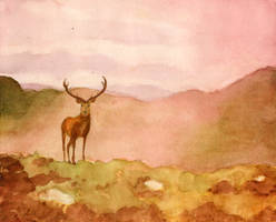 Mountain Mist by seraphxviii