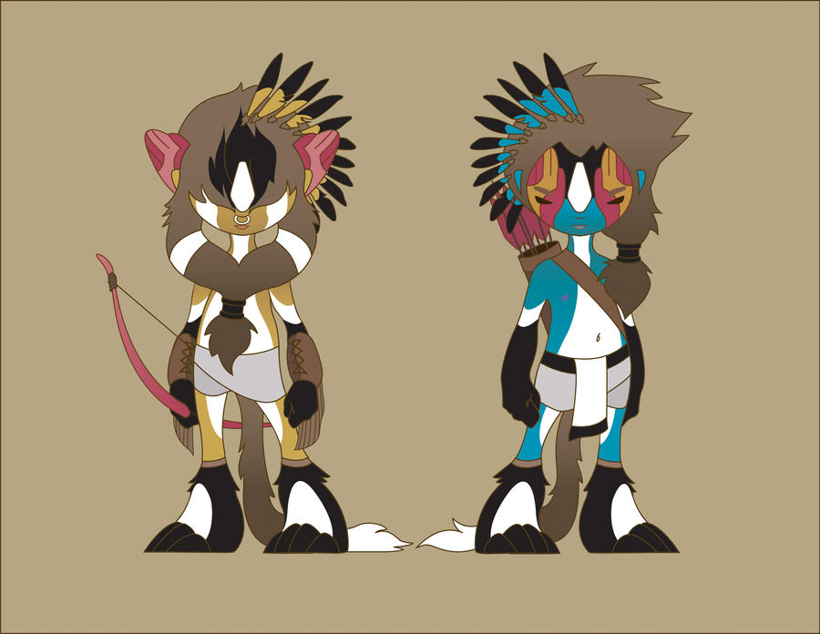 Brother Sister Redesigned by seraphxviii