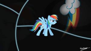 [1920x1080] MLP Desktop Wallpaper Rainbow Dash