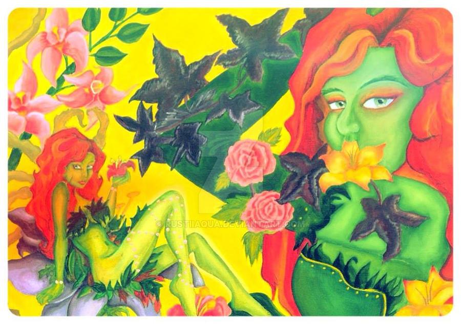 Ivy by RustiiAqua