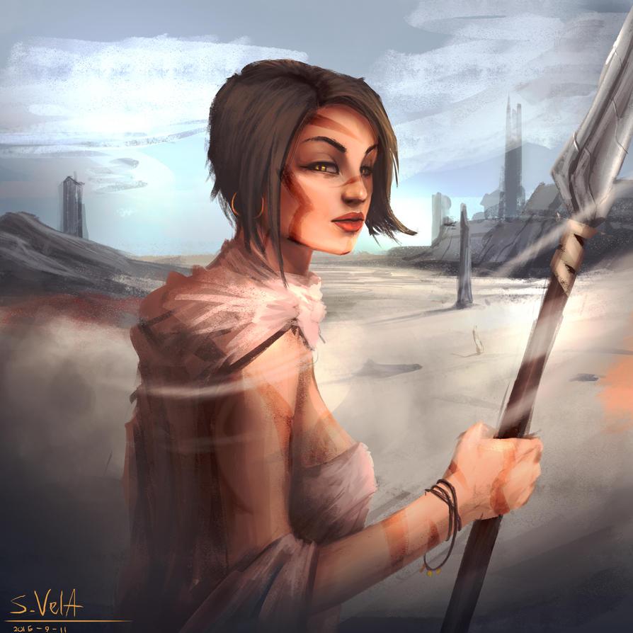 Hunter by gamespeaker13