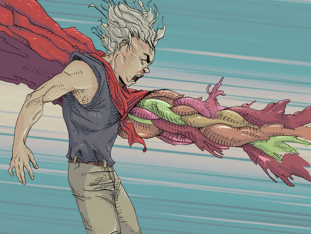 Tetsuo by tognin