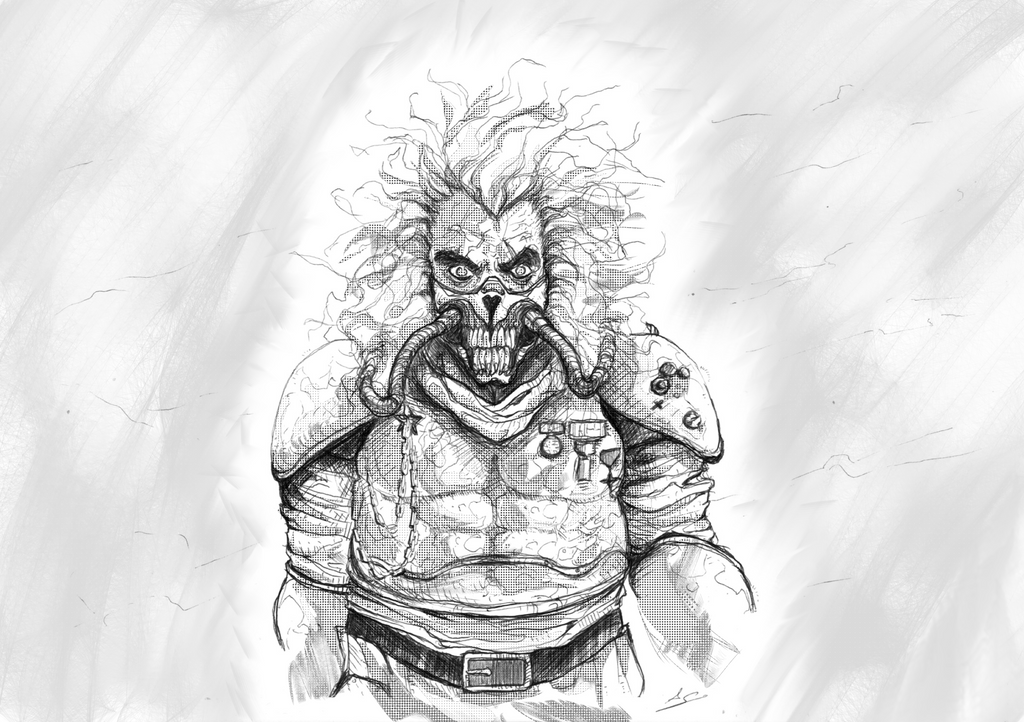 Inmortan Joe by tognin