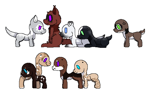 Pups by Amber2206