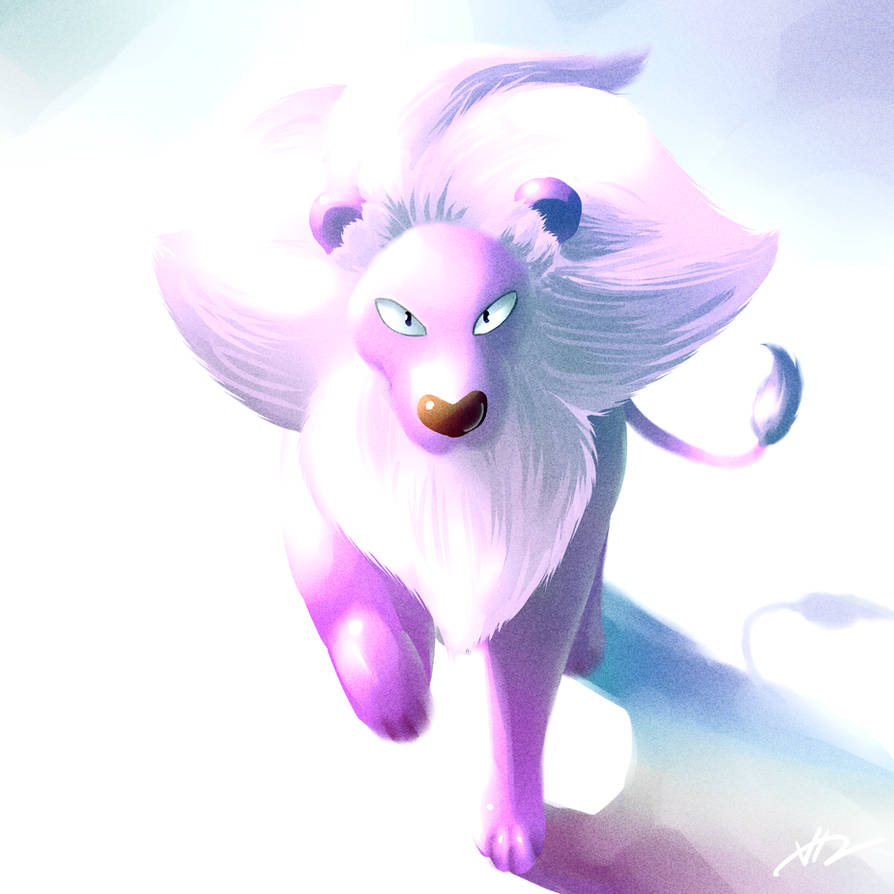 The gentle beast from Steven Universe!