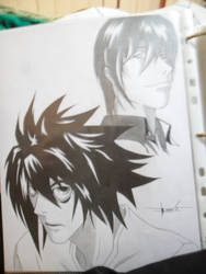 Death Note Core by Necromanthz
