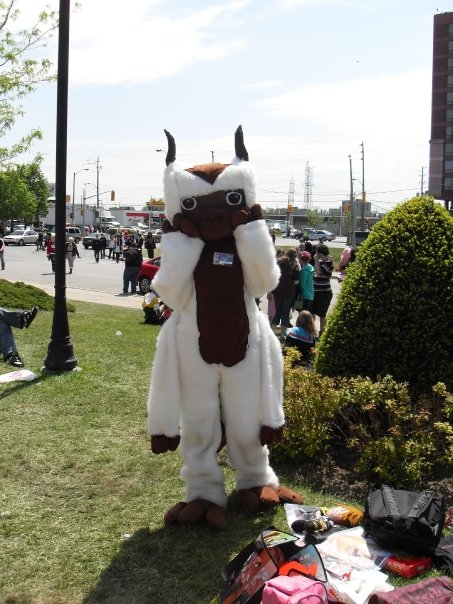 Appa costume. by xxShadowexx