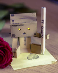 danboard  San Valentin by sanchiesp