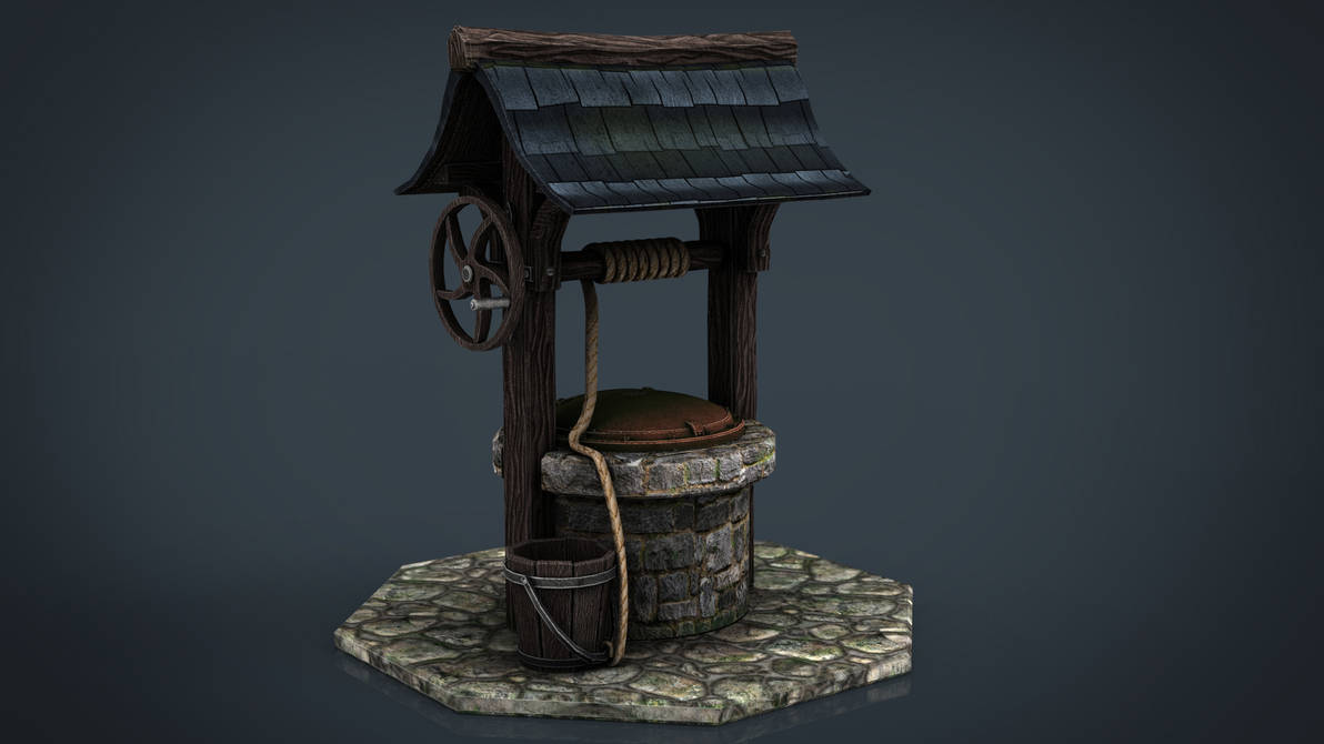 Water well by sanchiesp