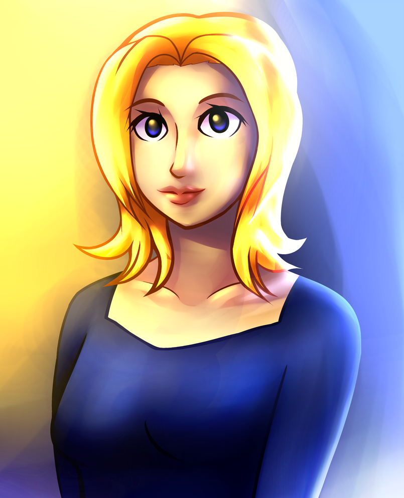 Sarah by mchectr