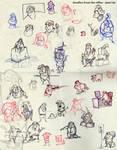 doodles at work-june2009